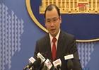 Họp báo thường kỳ Bộ Ngoại giao Việt Nam