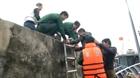 Cứu nạn thành công 5 thuyền viên