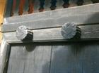 """""""Mắt cửa"""" trên ngôi nhà phố Hội"""