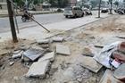 Hà Nội nêu tên các dự án gây hỏng vỉa hè