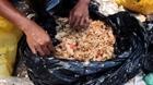 Món ăn từ bãi rác của người nghèo ở Philippines