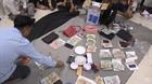 Triệt phá tụ điểm đánh bạc tại nhà riêng