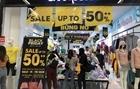 Nhộn nhịp thị trường mua sắm dịp Black Friday