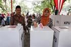 Hôm nay, người dân Indonesia bỏ phiếu bầu Tổng thống