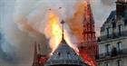 Pháp đẩy nhanh điều tra nguyên nhân cháy nhà thờ Đức Bà