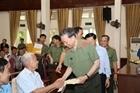 Bộ trưởng Tô Lâm thăm, tặng quà thương, bệnh binh tại Bắc Ninh