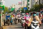 Nắng nóng và nguy cơ với phương tiện tham gia giao thông
