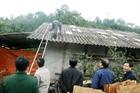 Mưa đá, dông lốc khiến gần 12.000 nhà hư hại