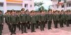 Công an Phú Yên chào cờ đầu năm mới và dâng hương Chủ tịch Hồ Chí Minh