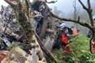 Tổng Tham mưu trưởng Đài Loan tử nạn do tai nạn máy bay