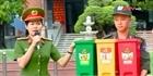 Hội Phụ nữ Công an Khánh Hòa hành động chống rác thải nhựa