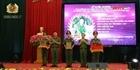 Tuyên dương chiến sỹ đạt thành tích cao trong kì thi THPT quốc qia