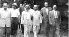 Chủ tịch Hồ Chí Minh với bạn bè quốc tế