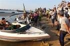 Đã tìm thấy thi thể 3 nạn nhân vụ chìm thuyền trên sông Thu Bồn