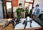 Kết quả thu hồi vũ khí, vật liệu nổ tại TP Đà Lạt