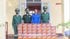 Bộ đội biên phòng Quảng Ninh bắt vụ vận chuyển 183 kg pháo