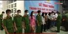 Công an Đồng Nai tôn vinh y, bác sỹ tham gia tuyến đầu chống dịch