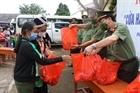 Công an tỉnh Nghệ An khai trương cửa hàng tạp hóa vì cộng đồng