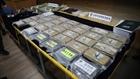 Cảnh sát biển Hàn Quốc thu giữ lượng ma túy lớn