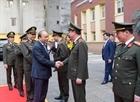 Thủ tướng Nguyễn Xuân Phúc thăm và làm việc tại một số đơn vị Công an