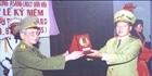 Thắm tình hữu nghị Công an nhân dân Việt Nam - Lào