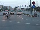 Tiềm ẩn mất an toàn giao thông từ đoàn đạp xe thể thao