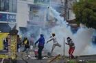 Colombia triển khai quân đội ứng phó với làn sóng biểu tình