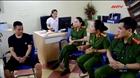 Chuyện về nữ công an với tấm lòng nhân ái