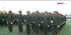 Trung đoàn CSCĐ Trung Bộ bế giảng khóa huấn luyện tân binh 2021