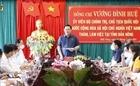 Chủ tịch Quốc hội Vương Đình Huệ biểu dương thành tích của Công an tỉnh Đắk Nông