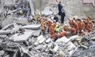 Đã cứu được 7 người trong vụ sập khách sạn ở Trung Quốc
