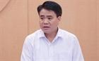 Khởi tố bị can đối với ông Nguyễn Đức Chung