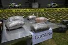 Colombia thu giữ 2,4 tấn cocaine