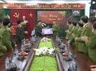Thứ trưởng Bùi Văn Thành kiểm tra công tác đảm bảo ANTT Tết