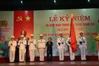 Trung đoàn 375 đón nhận Huân chương Bảo vệ Tổ quốc hạng Nhì
