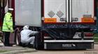 Bắt tài xế container chở 39 nạn nhân từ Pháp đến cảng tại Bỉ
