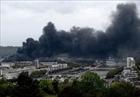 Vụ cháy nhà máy hóa chất ở Pháp có thể làm phát tán dioxine