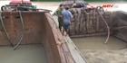 """Cảnh sát nổ súng truy bắt """"cát tặc"""" trên sông Đồng Nai"""