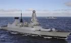 Hải quân Anh cử tàu chiến thứ ba tới vùng Vịnh