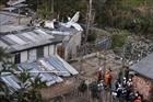 Colombia: Rơi máy bay khiến ít nhất 7 người thiệt mạng