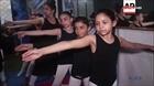 Lớp học múa ballet cho trẻ tị nạn Syria tại Ai Cập