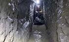 Phát hiện đường hầm dài kỳ lục nối Mexico với Mỹ