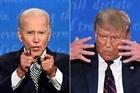 Phiên tranh luận trực tiếp cuối cùng giữa Donald Trump và Joe Biden