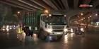 Xử lý hàng loạt xe chở rác vi phạm ở Hà Nội
