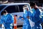 Mỹ ghi nhận kỷ lục mới về số ca nhiễm trong ngày