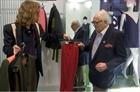 Nhà thiết kế Pierre Cardin vẫn sáng tạo ở tuổi 97