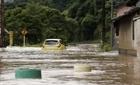 Mưa lũ kỷ lục khiến 44 người thiệt mạng tại Nhật Bản