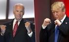 Ông Biden dẫn trước ông Trump tại 9/11 bang chiến địa hàng đầu