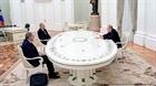 Tổng thống Nga chủ trì cuộc họp với lãnh đạo Armenia và Azerbaijan