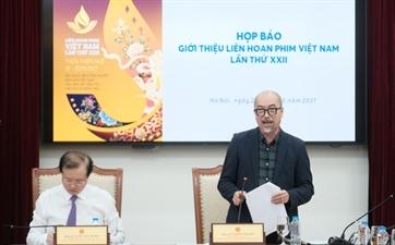 128 bộ phim tham dự Liên hoan Phim Việt Nam lần thứ 22